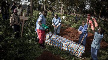 LK Kongo ebola