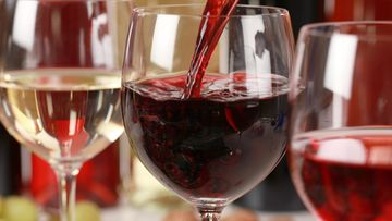 viini valkoviini punaviini