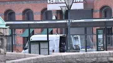 LK Malmö ampuminen