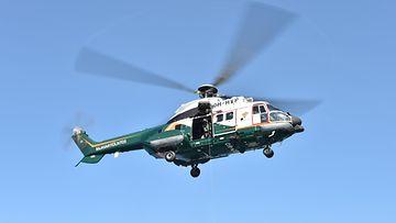 AOP Rajavartiosto helikopteri