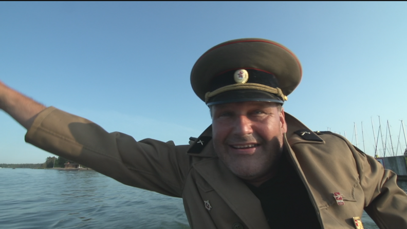 Markku Eklund kylpyamme vene