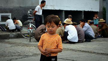 AOP pohjois-korea köyhyys
