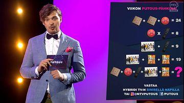 Hybridi-TV:n mahdollisuudet MTV:n kanavissa