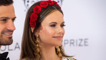 Ruotsin prinsessa sofia vaakakuva