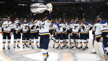 St Louis Blues Stanley Cup