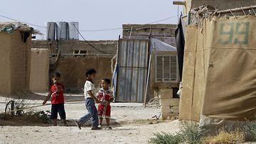 AOP al-hol syyria leiri suomalaiset lapset naiset