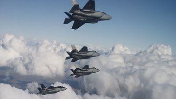 hävittäjä F-35