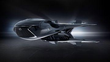 Lexus QZ 618 Galactic Enforcer (1)
