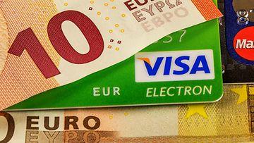AOP, Visa, Visa electron, euro, käteinen, pankkikortti