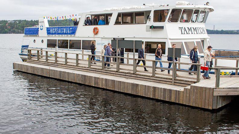 viikinsaari-laiva