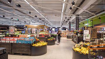 K-Supermarket Lasihytti yleiskuva
