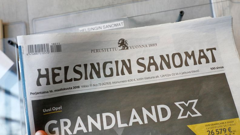 Helsingin Sanomat AOP