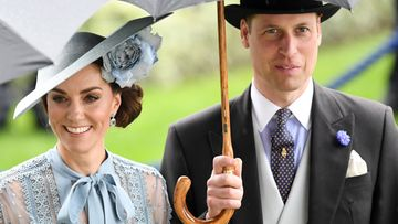 Prinssi William ja herttuatar Catherine Royal Ascot kesäkuu 2019 (3)