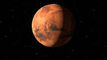 Mars planeetta helmikuu 2019