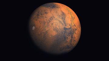 Mars planeetta 1