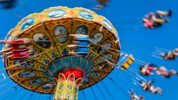 AOP, huvipuisto, tivoli, karuselli