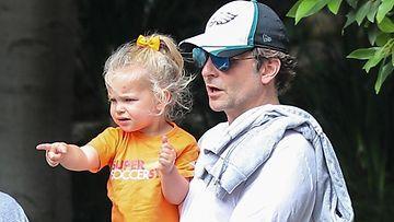 Bradley Cooper ja tytär
