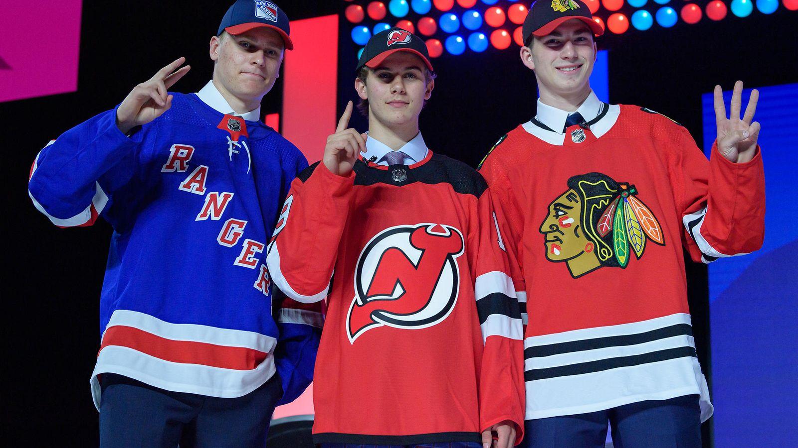 halvin söpö halpa todella halpaa Tässä on NHL:n varaustilaisuuden kärkikymmenikkö – Jack ...