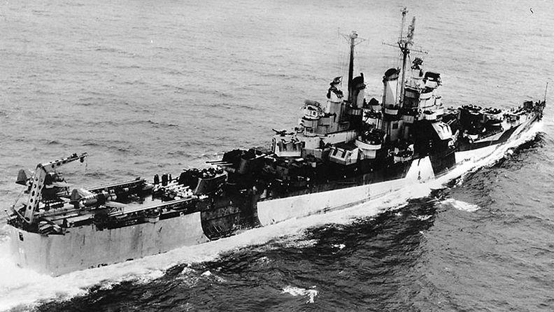 USS Vincennes aop