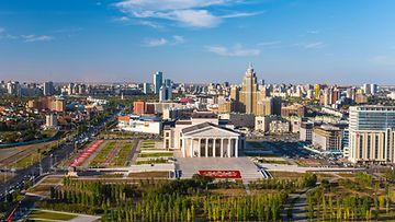 Astanan kaupunki KAzakstanissa