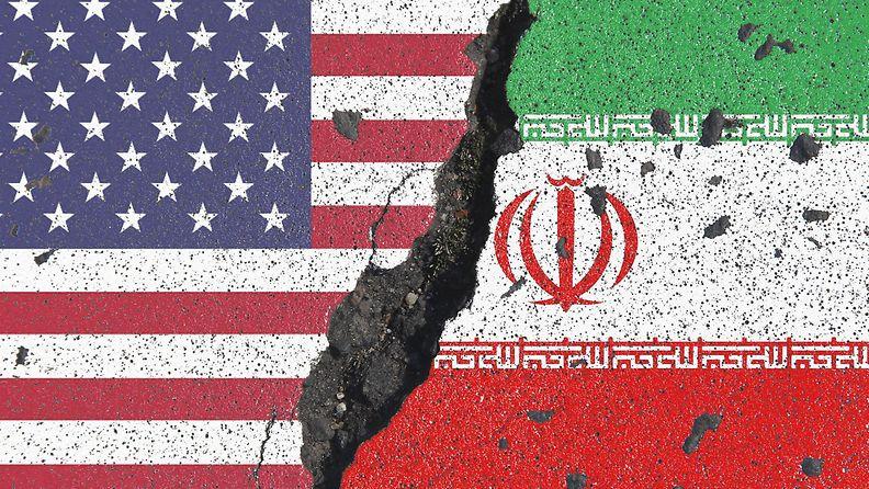 USA Iran Yhdysvallat kiristyneet välit