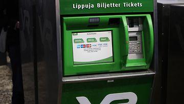 AOP Vr lippuautomaatti