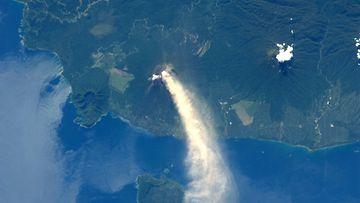 Ulawun-tulivuori