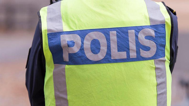 AOP ruotsi poliisi