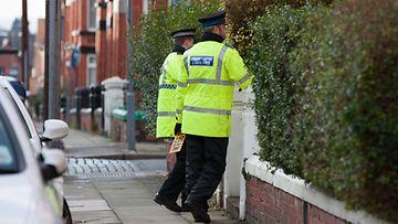 AOP poliisi britannia