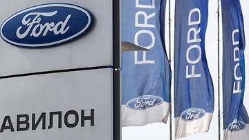 AOP Ford Venäjä