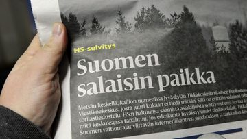 Helsingin Sanomat viestikoekeskus tietovuoto LK 3.7.