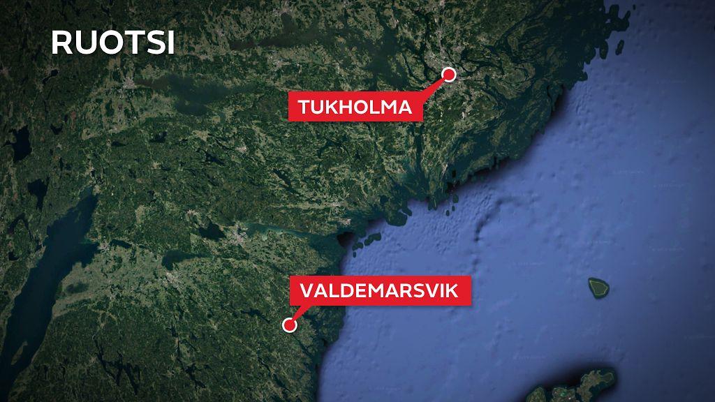 Kahta Nuorta Puukotettu Festareilla Ruotsissa Vakavasti