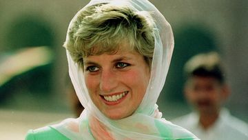 prinsessa Diana 1992