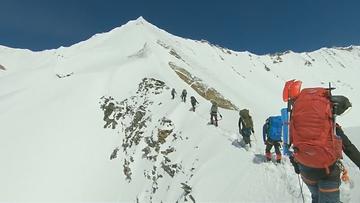 vuorikiipeilijät Himalaja