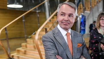 Pekka Haavisto EPA