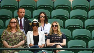 herttuatar Meghan Wimbledon 2019