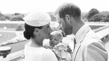 herttuatar Meghan Archie Harrison prinssi Harry ristiäiset