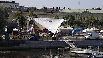SuomiAreena-ranta