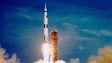 Apollo 11 laukaisu