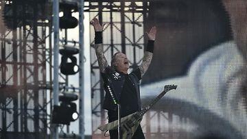 Metallica Hämeenlinnassa 16.7.2019 (2)