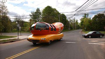 oscar mayer hotdog