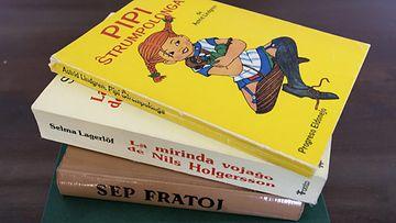 Esperanto kirjoja