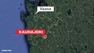 2007-Kartta-onnettomuus Kauhajoki
