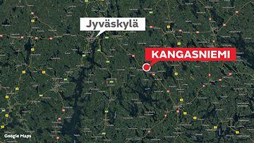 2007-Kartta-onnettomuus-Kangasniemi
