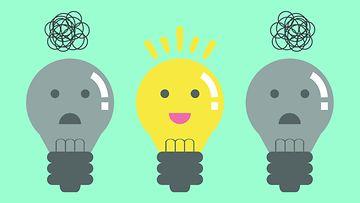 älykkyys älykkyystesti hehkulamppu