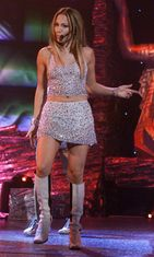 Jennifer Lopez lavalla 1999