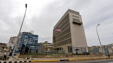 AOP, Kuuba, Yhdysvallat, suurlähetystö, Havanna