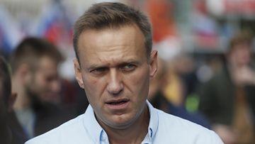 EPA Aleksei Navalnyi