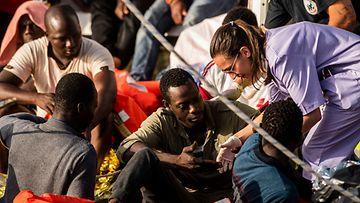 Libya siirtolaiset