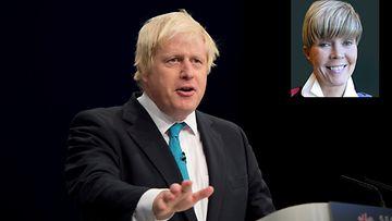 Boris Johnson - Helena Petäistö